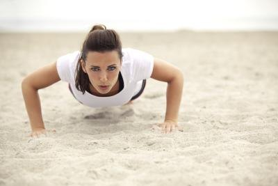 Can Doing Pushups Lift Your Breasts?