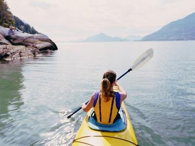 What are the Benefits of Kayaking