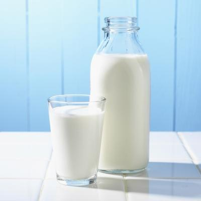 Calories & Sugar in Skim Milk