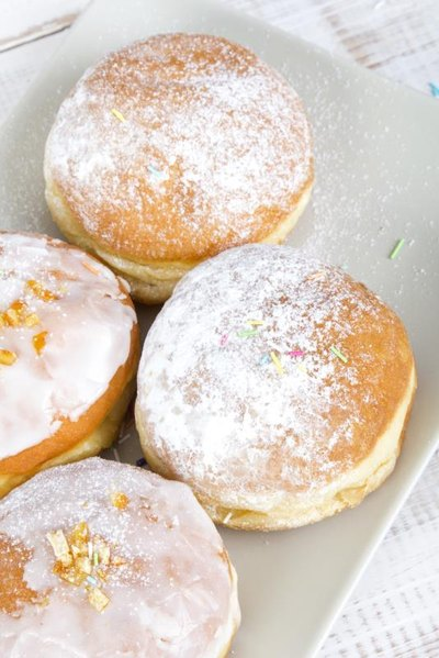 How Many Calories Does the Average Jelly-Filled Doughnut Have?