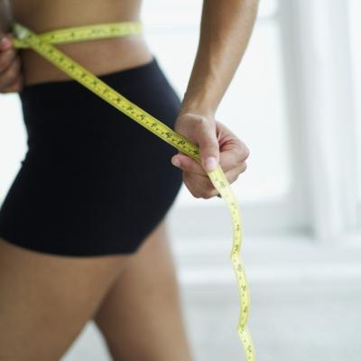 How to Calculate Body Fat Using Waist Measurement & Weight