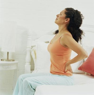Is a Backache an Early Sign of Pregnancy?