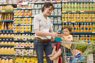 Grocery List of Healthy Foods for Toddlers