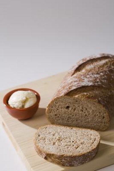 How to Bake Bread With Millet