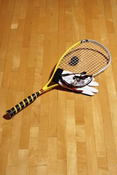 How Many Calories Are Burned Playing Squash?