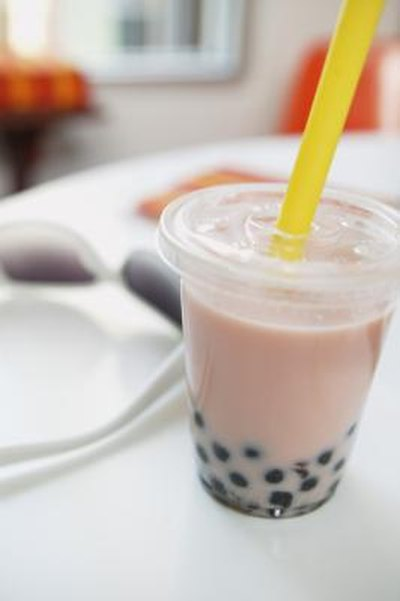 Bubble Tea Nutrients