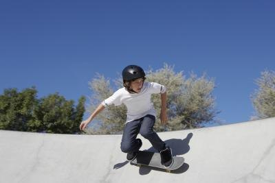 What Muscles Does Skateboarding Work?