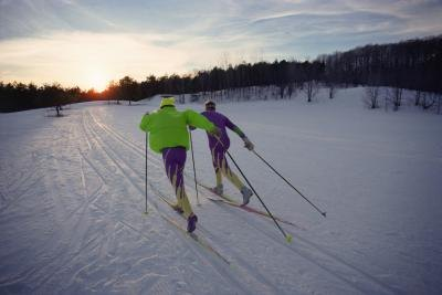Muscles to Strengthen for Cross-Country Skiing