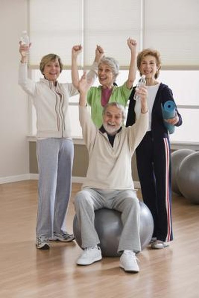 Fitness Games for Seniors