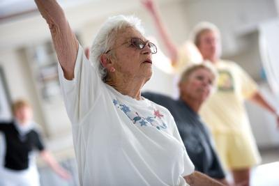 How to Tone the Upper Arms After 70