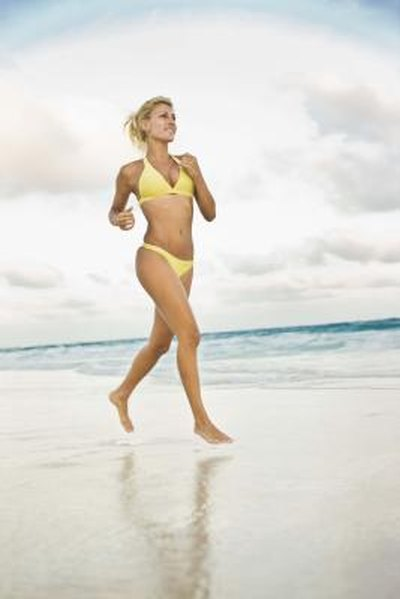 Joint Pain When Soft Sand Running