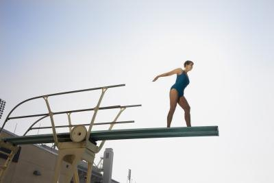 How to Do a Front Flip Off a Diving Board