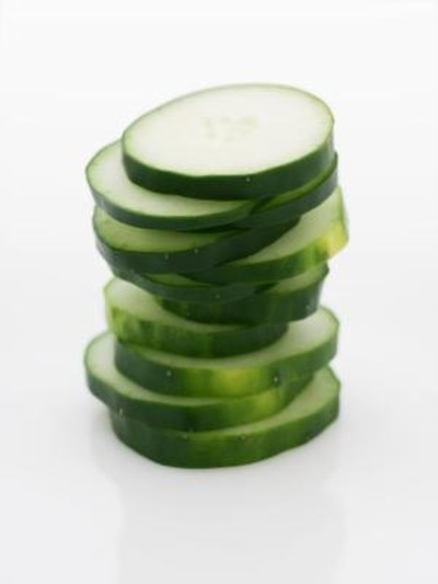 Cucumbers for Energy & Weight Loss