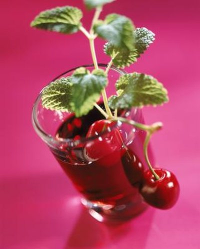 The Nutritional Value of Dark Cherry Juice