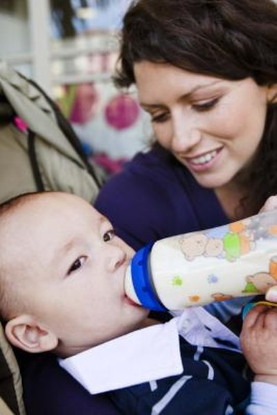 Can You Refrigerate Bottled Baby Formula?