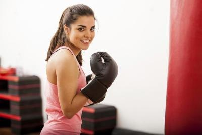 When Punching a Boxing Bag, What Muscles Are You Using?