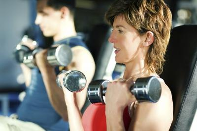 A Weight Lifting Workout for Opposing Muscle Groups