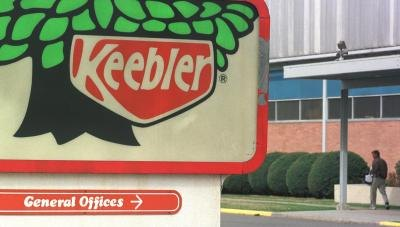Keebler Club Crackers Nutrition Information