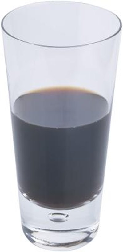 Drinking Prune Juice