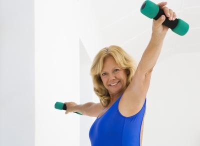 How to Get Rid of Flabby Arms in Your Late 40s