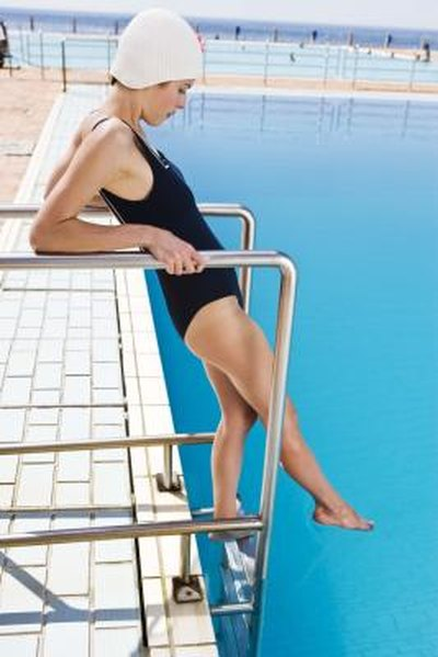 Aqua Jogging Without a Belt