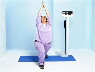 Yoga Exercises for Plus-Size Women
