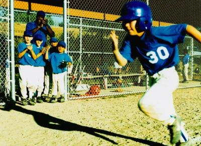 Can a Runner Steal a Base in Little League Baseball?