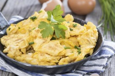 Nutritional Value of Boiled Eggs vs. Scrambled