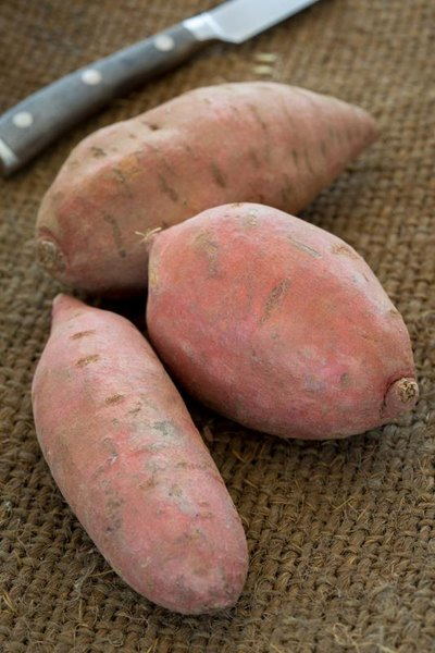 Low-Fat Candied Sweet Potatoes