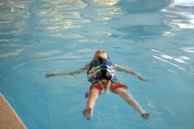 How to Swim in a Life Jacket