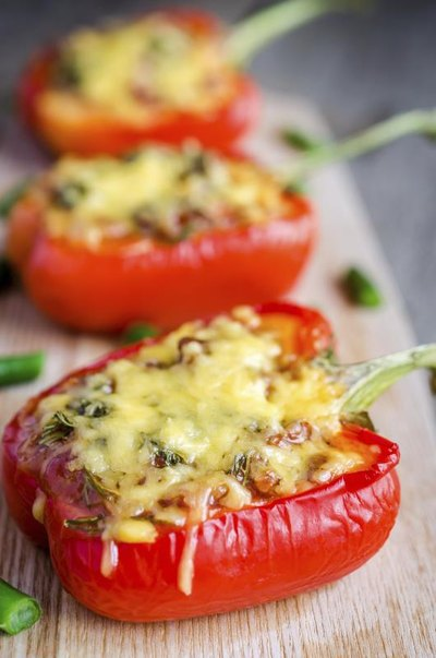 How Many Calories Are in a Stuffed Bell Pepper?