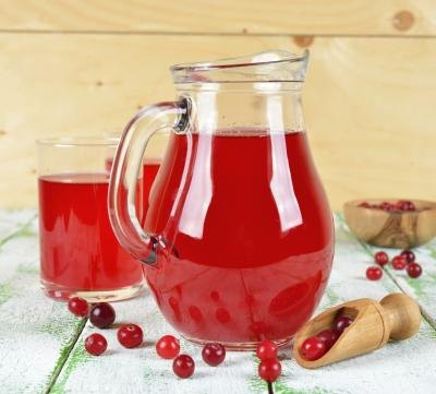 Cranberry Juice for Digestion