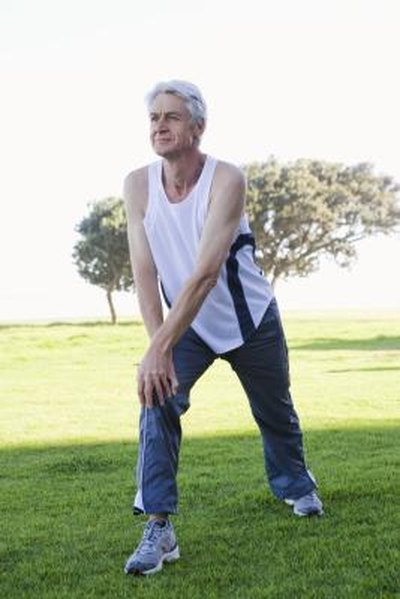 Stretching & Contraindications for Hip Replacement