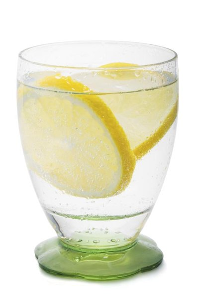 Lemon and Hot Water as a Detox