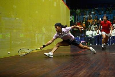 Stiff Vs. Flexible for a Squash Racket