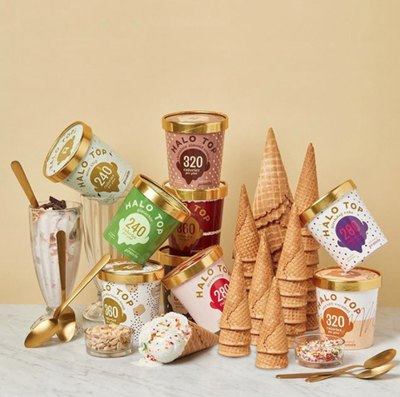 Halo Top Is Officially America's Favorite Ice Cream