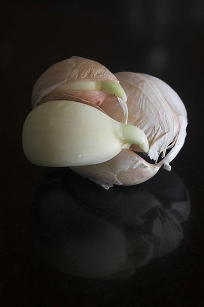 Garlic for Hair Growth