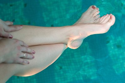 Knee Water Therapy Exercises