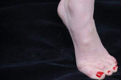 Causes of Sharp Pain in the Back of the Heel