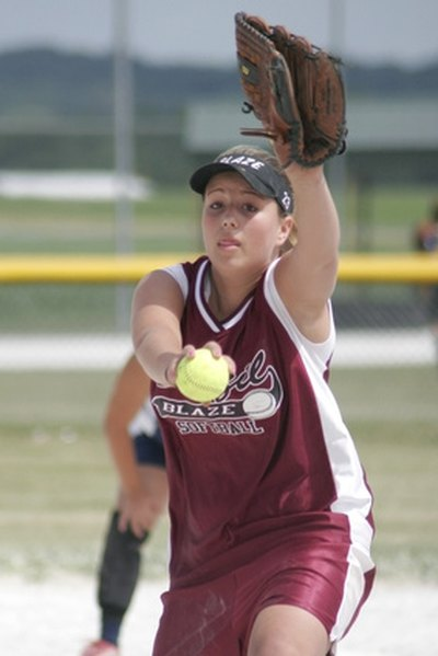 10U Softball Pitching Rules