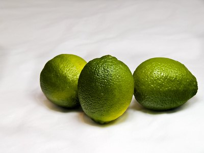 Vitamins and Minerals in Lime