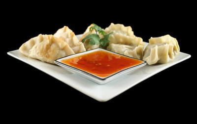 Nutrition Information for Potstickers