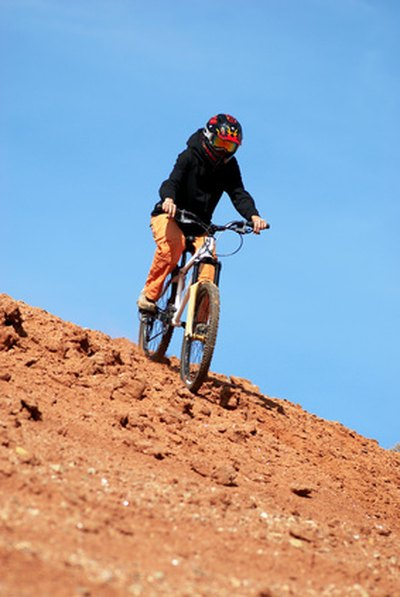Men's Vs. Women's Mountain Bikes