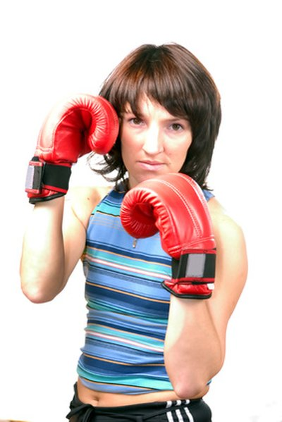 Boxing Training for Girls