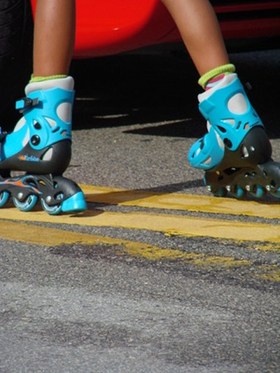 Roller Ski vs. Rollerblade Training