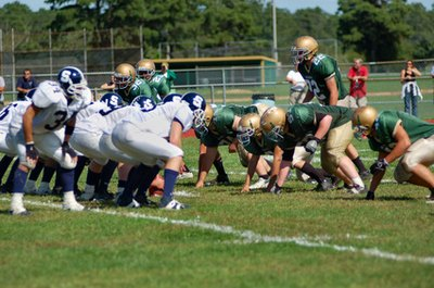8-Man Football Defense Drills