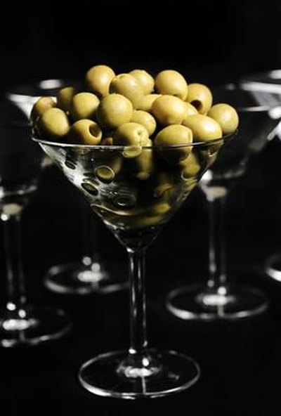 Diet With Olives