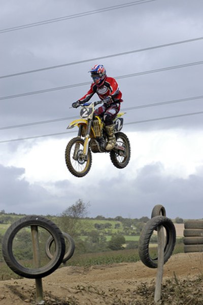 Motocross Weight-Training Exercises