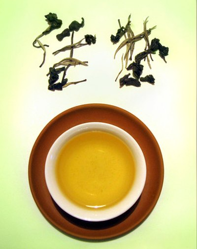 The Effects of Green Tea Extract & Hoodia