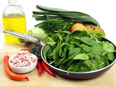 Is Spinach With Vinegar OK for Gout?